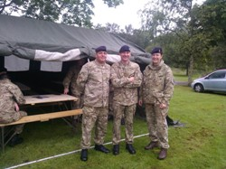 Armed Forces Day at Winton Festival