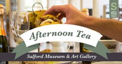 Traditional Afternoon Tea at Salford Museum and Art Gallery