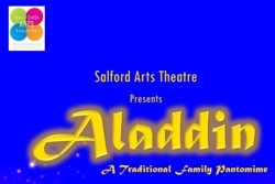 Aladdin  a Traditional Pantomime