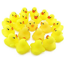 Salford Quays Duck Race